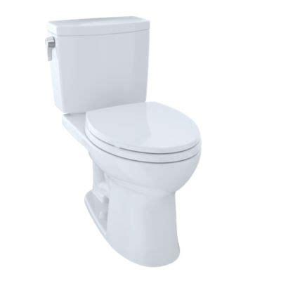 Drake® Ii 1g Twopiece Toilet, Elongated Bowl, 10 Gpf