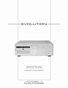 Evolution 505 Manuals