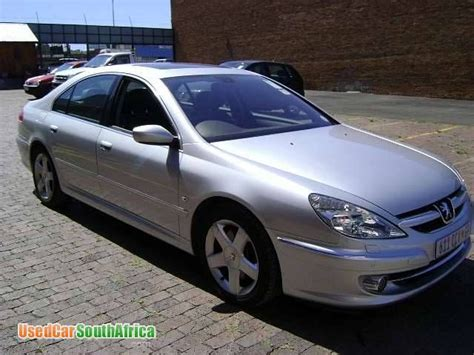 peugeot sa used cars 2007 peugeot 607 used car for sale in sandton gauteng