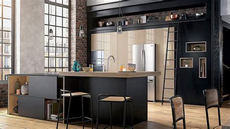 cuisine gris noir quelle couleur accorder avec une cuisine