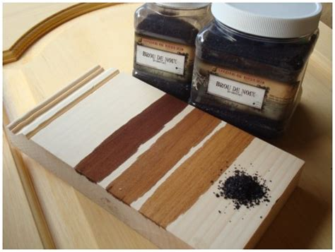 donner un aspect antiquaire 224 une table basse en bois