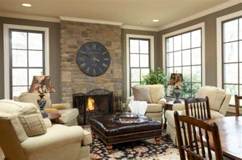 Country Living Room Clocks by Large Wall Clocks A Reliable Decoration For All Rooms