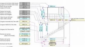 Calcul Escalier Quart Tournant : escalier calcul wadonf ~ Dailycaller-alerts.com Idées de Décoration