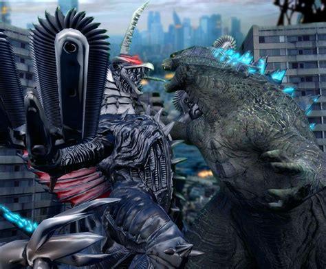 Godzilla Vs Gigan By Lordgojira On Deviantart