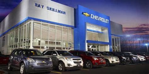 Chevrolet And Used Car Dealer Greenwood  Ray Skillman