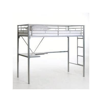 bureau en mezzanine lit mezzanine et bureau en bois lits mezzanines pour