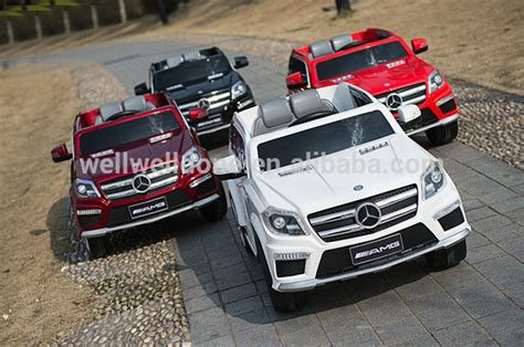 New Licensed Mercedes Benz Gl63 Toys Cars Electric,baby