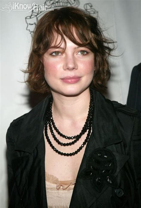 michelle williams hair michelle williams haircut