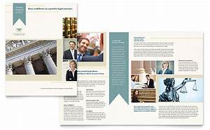 law firm brochure template design With law firm newsletter templates
