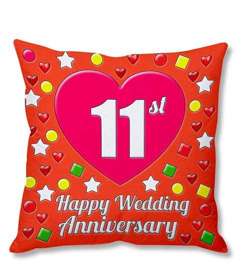 photogiftsindia  wedding anniversary cushion cover