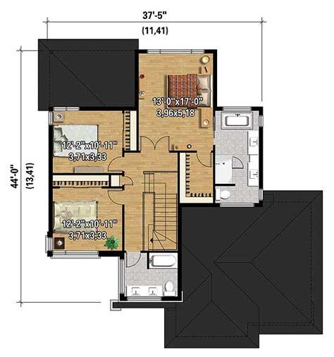 multi level modern house plan 80840pm architectural designs house plans