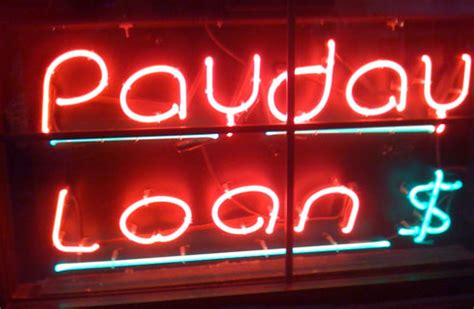 facts payday lenders dont