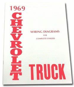 1969 Chevy Truck Wiring Diagram Chevy Car Parts