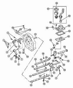 1988 Jeep Wrangler Bushing  Shift Lever  Bushing  Bushing
