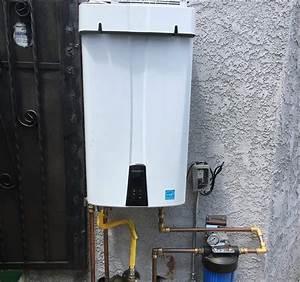 Navien 240a Tankless Water Heater