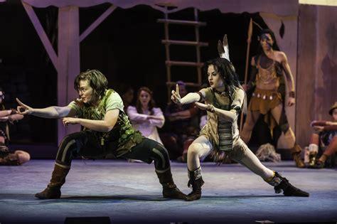 peter pan department  theatre dance  motion