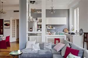 Open space: come dividere cucina e soggiorno CASAfacile