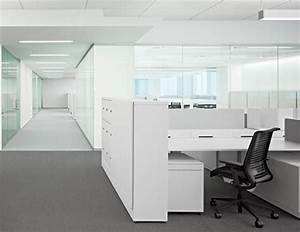 White office interior design by garcia tamjidi open for White office design