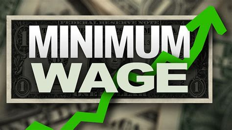 Per Hour by With 15 Per Hour In Sight Minimum Wages Tick Up