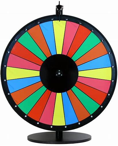 Wheel Prize Spin Win Erase Dry Inch