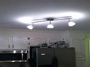 Bright kitchen lighting fixtures menards