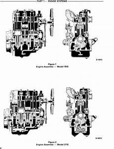 Ford 1910  2110 Tractor Service Repair Manual  Se4370