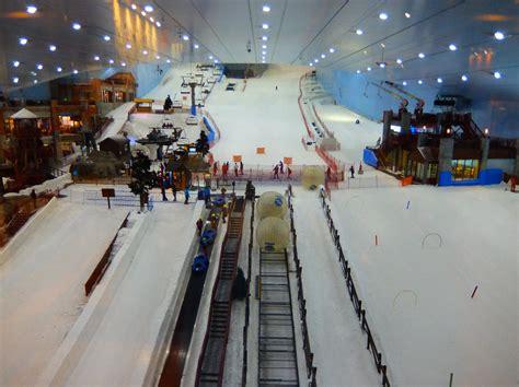 skier 224 l int 233 rieur dans le d 233 sert 224 ski dubai inspiration for travellers