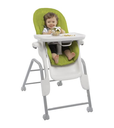 Oxo Tot Seedling High Chair Green by Oxo Tot Seedling High Chair Green