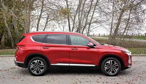 Things are always better with santa fe, in all ways. 2019 Hyundai Santa Fe 2.0T Ultimate AWD | The Car Magazine
