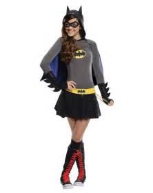 Tween Girls Halloween Costumes Batgirl