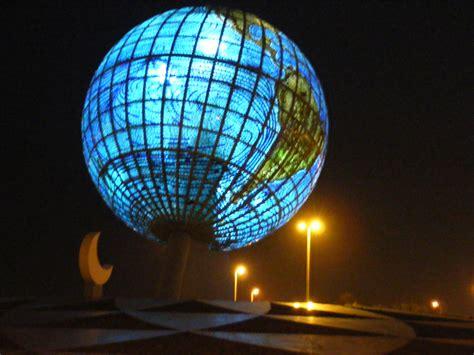 Saudi Arabia Jeddah Roundabout