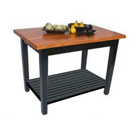 work table kitchen island boos rn c4830 s 48 quot x 30 quot le classique table w 1655