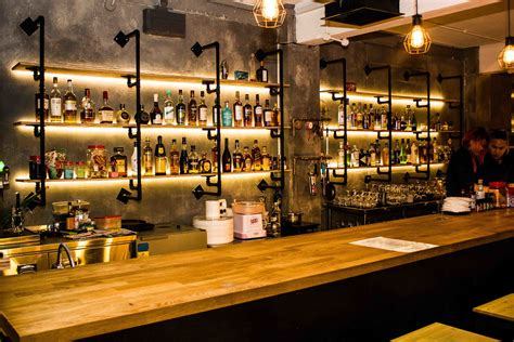 Bar Shelves by Hopscotch Bars And Pubs In Raffles Place Singapore