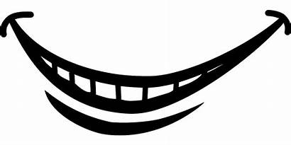 Mouth Svg Smile Grin Icon