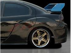 K1 Series wide body kits For Dodge Neon 20032005