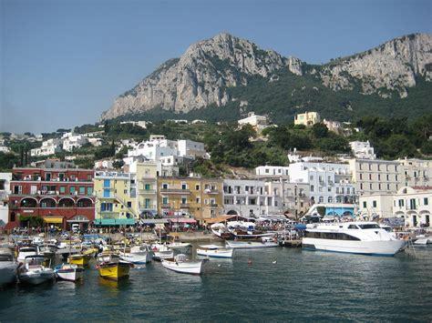 Capri Campania Wikipedia