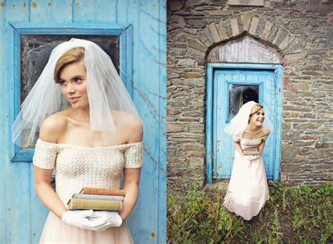 30 Beautiful Vintage Wedding Gowns