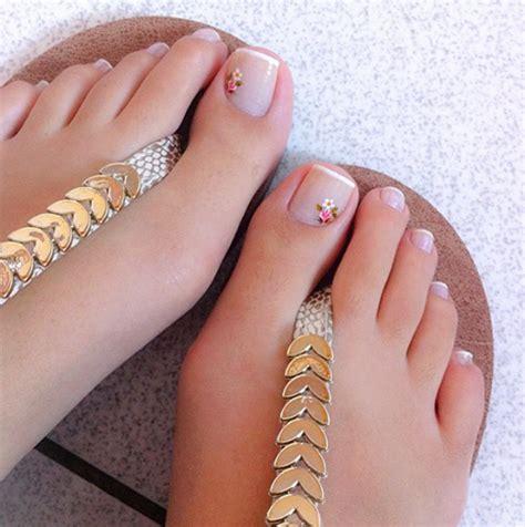 toe nail designs 35 easy toe nail designs ideas 2015 inspiring nail
