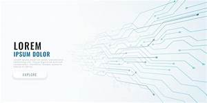 Technology Circuit Diagram Concept Background