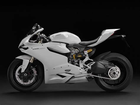 Ducati Panigale White by 2013 Ducati 1199 Panigale Now In Arctic White Asphalt