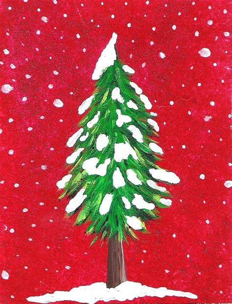 christmas tree oddball art   lizzy lovejpg