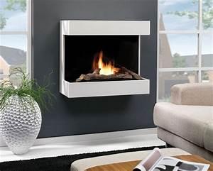 Chauffage à L éthanol : cheminee thanol murale chauffage ethanol ~ Premium-room.com Idées de Décoration