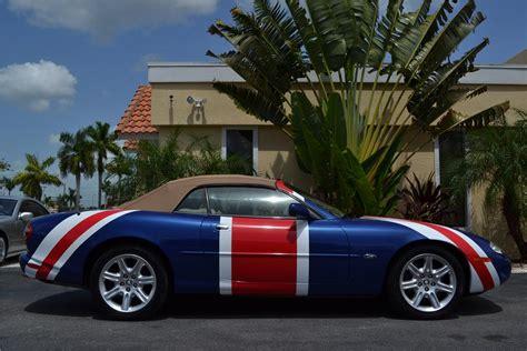 jaguar xk custom convertible