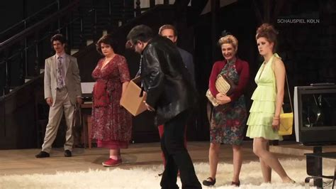 Der Nackte Wahnsinn Theater Schauspiel Köln Youtube