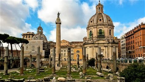 Trajan's Forum: Rome's Other Treasure   What a Life Tours