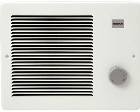 broan heat l grille broan 174 white painted grille wall heater home air