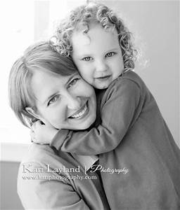 Mother daughter black and white portrait MN | Kari Layland ...