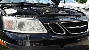 How To Change Saab 9-3 Hid Xenon Headlights