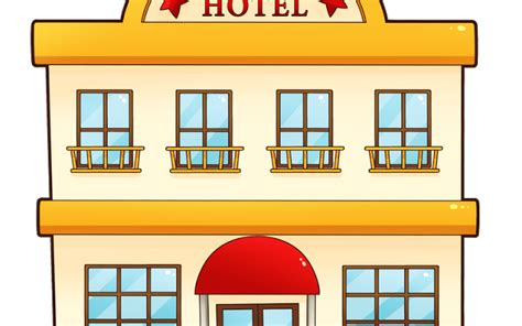 Hotel Clipart Hotel Reservation