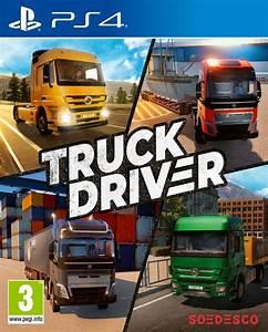 Jeux De Camion Ps4 : truck driver ps4 jeu de simulation sur ps4 pas cher jeu ~ Melissatoandfro.com Idées de Décoration
